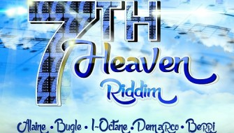 7TH HEAVEN RIDDIM [PROMO] 2014