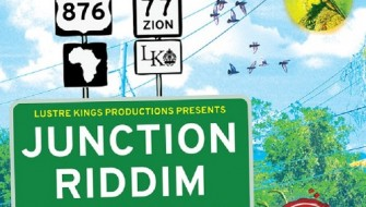 JUNCTION RIDDIM [PROMO] 2014
