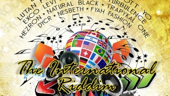 THE INTERNATIONAL RIDDIM [PROMO] 2014