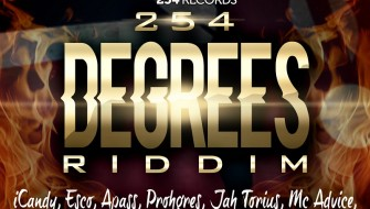 254 DEGREES RIDDIM [PROMO] 2015