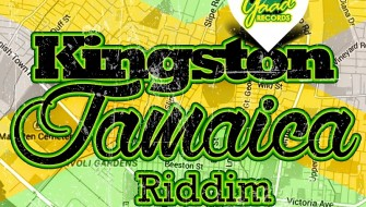 KINGSTON JAMAICA RIDDIM [PROMO] 2015