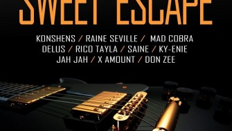 SWEET ESCAPE RIDDIM [PROMO] 2015