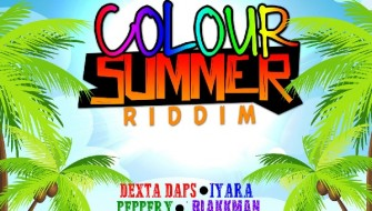 COLOUR SUMMER RIDDIM [PROMO] 2015