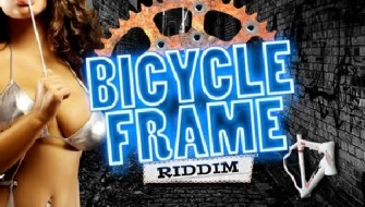 BICYCLE FRAME RIDDIM [PROMO] 2015