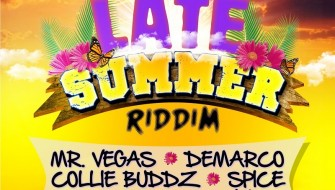 LATE SUMMER RIDDIM [PROMO] 2015