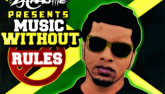 ZJ CHROME MUSIC WITHOUT RULES [PROMO] 2015