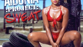 AIDONIA – PROJECT SWEAT [PROMO] 2015