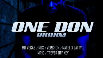 ONE DON RIDDIM [PROMO] 2015