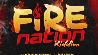 FIRE NATION RIDDIM [PROMO] 2015