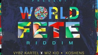 WORLD FETE RIDDIM [PROMO] 2017