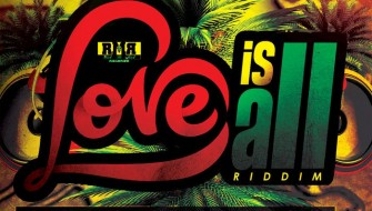 LOVE IS ALL RIDDIM [PROMO] 2017