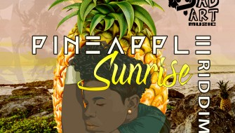 PINEAPPLE SUNRISE RIDDIM [PROMO] 2017