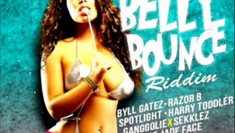 BELLY BOUNCE RIDDIM [PROMO] 2017
