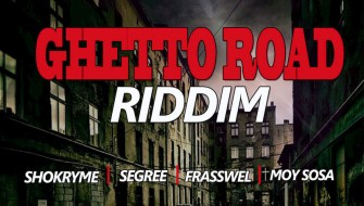 GHETTO ROAD RIDDIM [PROMO] 2017