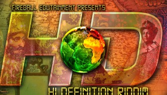 HIGH DEFINITION RIDDIM [PROMO] 2017