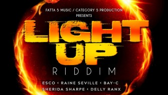 LIGHT UP RIDDIM [PROMO] 2017