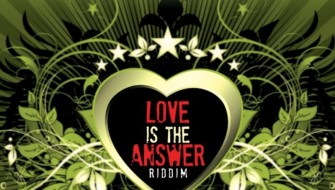 LOVE IS THE ANSWER RIDDIM [PROMO] 2017