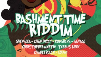 BASHMENT TIME RIDDIM [PROMO] 2018