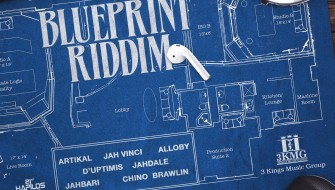 BLUEPRINT RIDDIM [PROMO] 2018