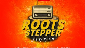 ROOTS STEPPER RIDDIM [PROMO] 2018