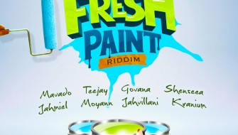 FRESH PAINT RIDDIM [PROMO] 2019