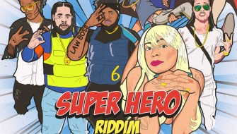 SUPER HERO RIDDIM [PROMO] 2019