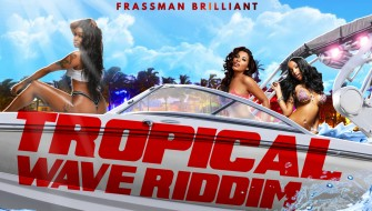 TROPICAL WAVE RIDDIM [PROMO] 2019