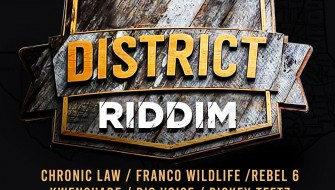 DISTRICT RIDDIM [PROMO] 2019