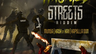 HAUNTED STREETS RIDDIM [PROMO] 2020