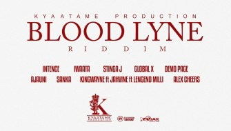 BLOOD LYNE RIDDIM [PROMO] 2021